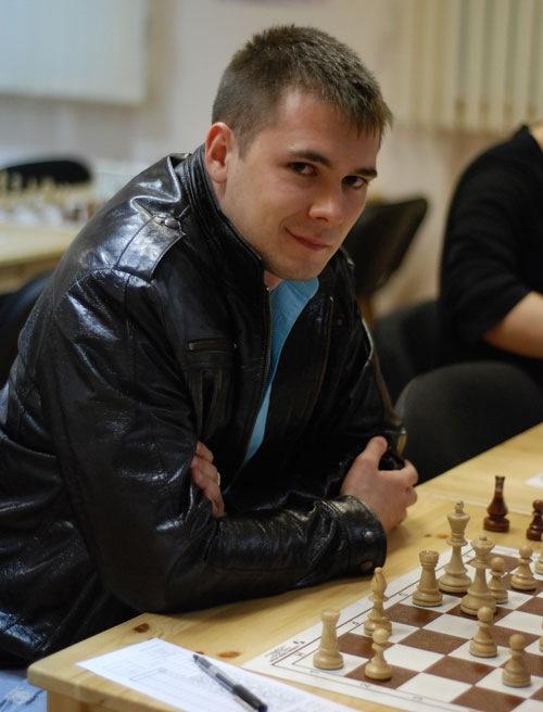 тренер по шахматам для детей Черенков Андрей Андреевич
